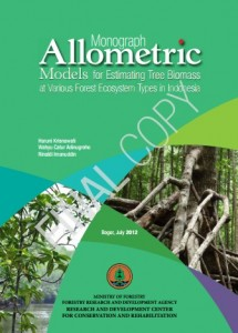 Monograph Allometric models