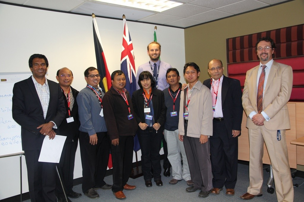 FullCAM training workshop in Canberra, Australia, October 2012
